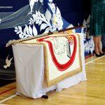 Uroczystość nadania sztandaru Szkole Podstawowej w Ujeździe Górnym